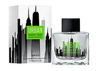 Чоловічий парфум Antonio Banderas Seduction in Black Urban, 100 мл