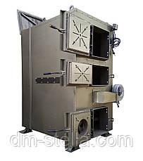 Твердотопливный котел на дровах 200 кВт DM-STELLA (двухконтурный), фото 2