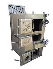 Твердотопливный котел на дровах 200 кВт DM-STELLA (двухконтурный), фото 3