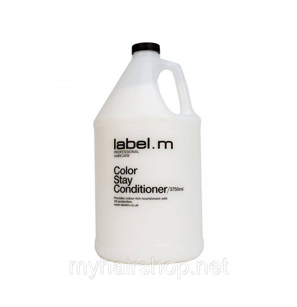 """Кондиционер """"Защита Цвета"""" LABEL.M Colour Stay Conditioner 3750 мл"""