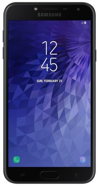 Смартфон Samsung Galaxy J400F-DS Galaxy J4 2/16GB Black