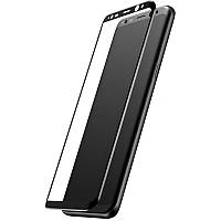 Защитное стекло Baseus для Samsung Galaxy S8 Plus Full-Glass 0.3mm, Black (SGSAS8P-3D01)