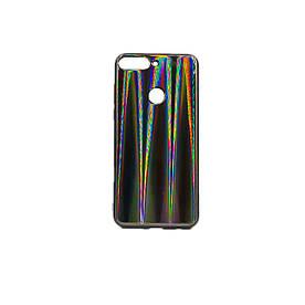 Чехол накладка для Huawei Y7 Prime 2018 LDN-L21 силиконовый, HONOR Chameleon, Черный