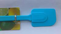 Лопатка кондитерская  силикон(код 00542)