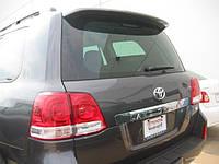 Верхний спойлер для Toyota Land Cruiser 200 (2007 - ...)