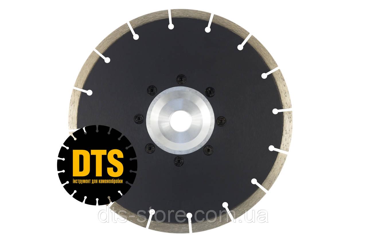 Отрезной диск DTS Black сегментный