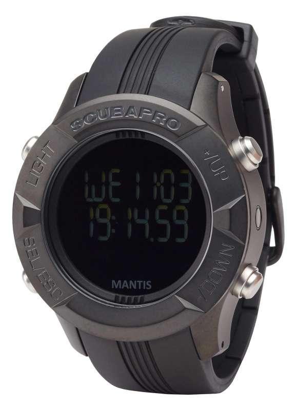 Компьюетр Scubapro MANTIS TECH BLACK