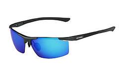 Солнцезащитные очки мужские Veithdia - синие линзы