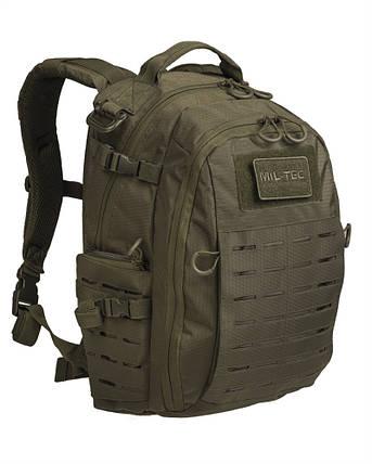 """Рюкзак с системой Молле """"HEXTAC®"""" олива, фото 2"""