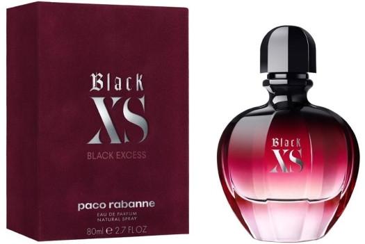 Женская парфюмированная вода Paco Rabanne Black XS