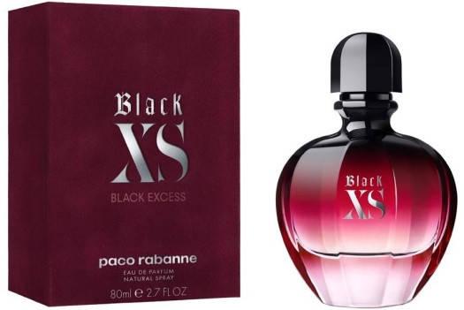 Женская парфюмированная вода Paco Rabanne Black XS For Her