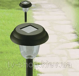 Светильники на солнечных батареях (5 шт)