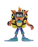Офіційні фото NECA Deluxe Scuba Gear Crash Bandicoot