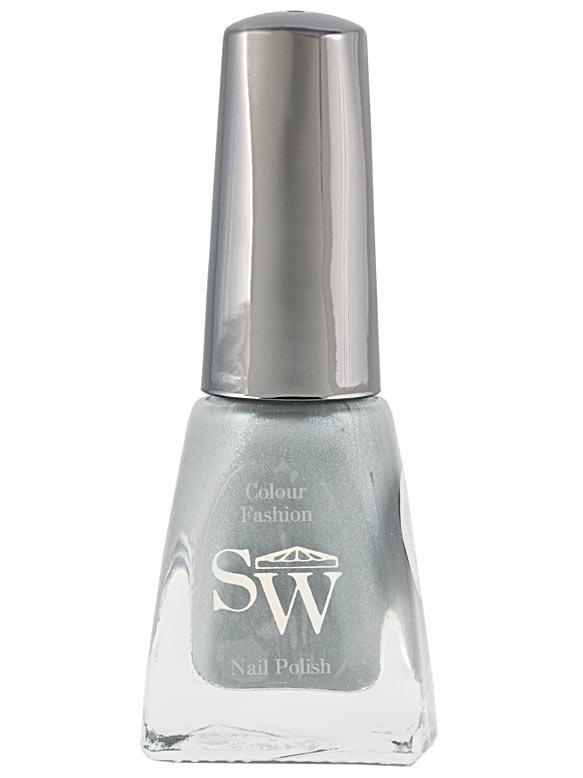 SW Лак для ногтей Everyday, 6 ml, светло-серый