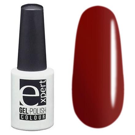 Гель-лак Expert Premium 016 Fire Red & красный 5ml