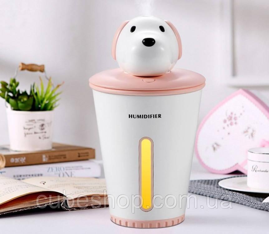 Увлажнитель воздуха Puppy Pink humidifier