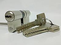 Цилиндр Abus Bravus 3000MX 105мм (35x70) ключ-ключ