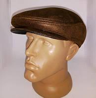Мужская классическая кепка/фуражка реглан из дубляжа на меху с ушами