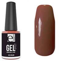Лак для ногтей с гель-эффектом Expert Premium 5541 шоколадный мусс 5ml