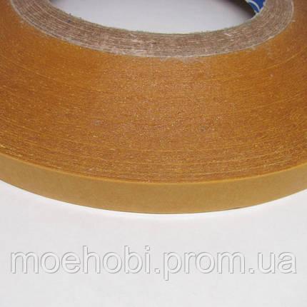 Скотч двухсторонний для кожи 100м - 10мм, фото 2