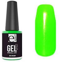 Лак для ногтей с гель-эффектом Expert Premium 5552 неоново-зеленый 5ml