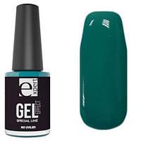 Лак для ногтей с гель-эффектом Expert Premium 5553 неоново-синий 5ml
