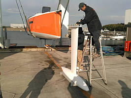 Производство стеклопластиковых катеров, катамаранов