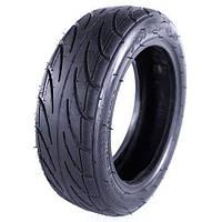 Бескамерная шина на гироскутер и гироборд 11 дюймов Black (Черный)
