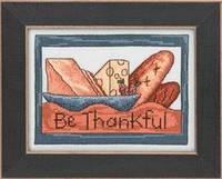 Набор для вышивки Be Thankful Mill Hill