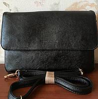 Женская сумка-клатч Чёрная