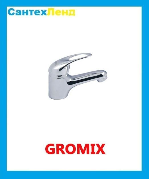 Смеситель для умывальника Gromix 001