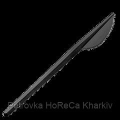 Нож Черный 17см 1уп/100шт, (1ящ/6000шт)