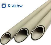Труба полипропиленовая композит базальт 25 KRAKOW (Польша), фото 1