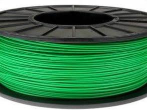 Пластик в котушці ELASTAN 1,75 Зелений, 0.125 кг, Стандартний D100