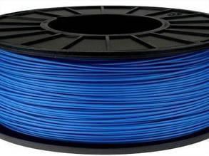 Пластик в котушці ELASTAN 1,75 Синій, 0.5 кг, М'який D160
