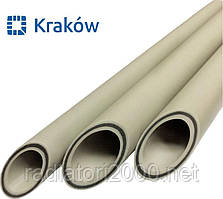 Труба полипропиленовая композит базальт 32 KRAKOW (Польша)