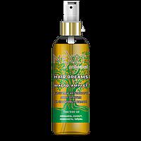 Масло-амулет 5 масел система активного долголетия волос Nexxt Professional 100ml