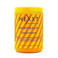 Бальзам-кондиционер серебристый Nexxt Professional Silver Balm-Conditioner 1000ml