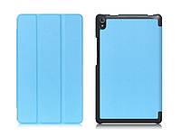 Чехол для планшета Lenovo Tab 3 8 Plus TB-8703X/F (slim case) голубой