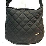 Стеганные женские сумки (синий)28*30см, фото 2