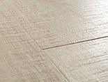 Ламінат Quick step колекція Impressive ultra декор Дуб пиляний, бежевий, фото 2