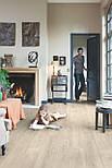 Ламінат Quick step колекція Impressive ultra декор Дуб пиляний, бежевий, фото 3