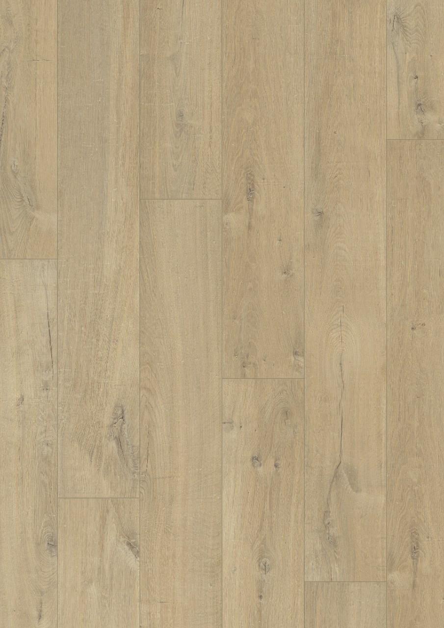 Ламинат Quick step коллекция Impressive ultra декор Soft Oak warm grey