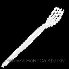 "Вилка Белая Super ""Швидкоff"" 16см. (100шт/40уп/4000ящ)"