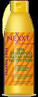 Шампунь увлажнение и питание Nexxt Professional Spa Shampoo Aqua&Nutrition 1000ml