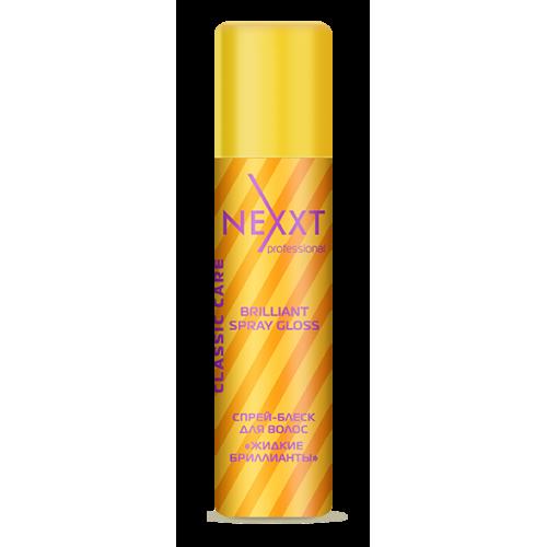 Спрей-блеск Жидкие бриллианты Nexxt Professional 200ml