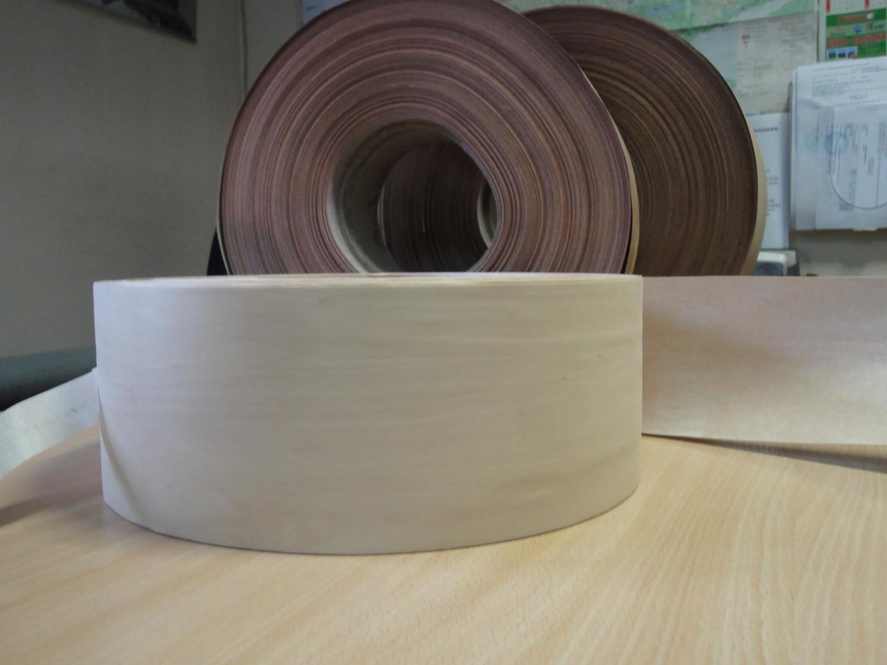 Дублированый шпон, кромка анегри 130мм., фото 1