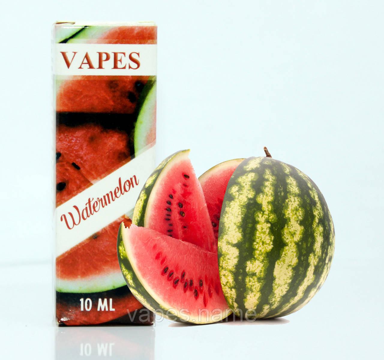 Жидкость для парения VAPES™, Арбуз