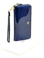PODIUM Кошелек GOLD кожа BRETTON W38 dark-blue, фото 1