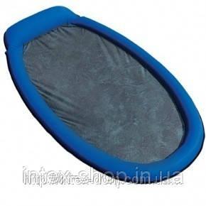Надувной матрац гамак Intex 58833B (Синий), фото 2